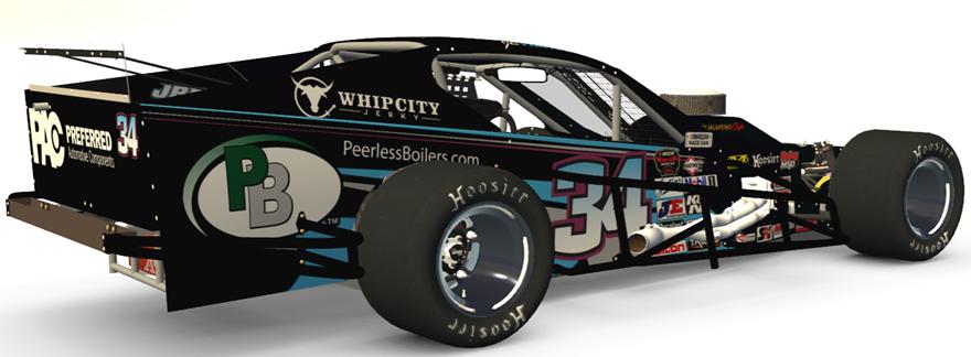 JBFortin racecar